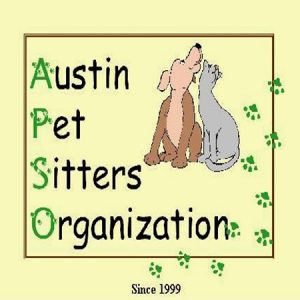 austin pet sitters organization logo
